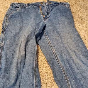 Carhartt Original Dungaree Fit mens jeans
